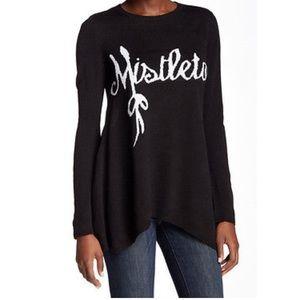 Joseph A Mistletoe Sweater